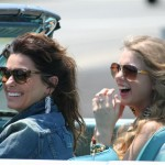 Shania Twain and Taylor Swift take our car for a Ride Thelma and Louise Style!